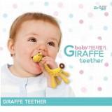 Ange Baby - Giraffe Teether (3m+)