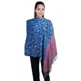 Autumnz Nursing Wrap - Ash Blue