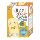 Apple Monkey - Organic Rice Cracker 30g *Pumpkin* BEST BUY