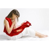 * CuddleMe - 3-in-1 Smart Towel *RED FOX*