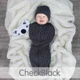 * CuddleMe - Hybrid Swaddlepod *CHECK BLACK*