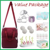 Autumnz - BLOSSOM Convertible Single Electric/Manual Breastpump **VALUE PACKAGE**