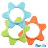 Basilic - Silicone Teething Ring *BPA FREE* (D080)
