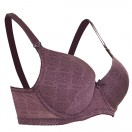 Autumnz - ALIA T-Shirt Nursing Bra (Underwired) *Damask* BEST BUY