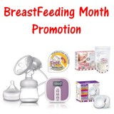 Autumnz - BLOSSOM Convertible Single Electric/Manual Breastpump Package (BreastFeeding Month)