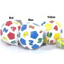 Adorable - Baby Soft Ball *Let's Learn 123* (Red)