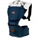 I-Angel - Denim Hip Seat Carrier *Solid*