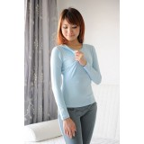 Autumnz - Classique Nursing Inner (Baby Blue) - BEST BUY