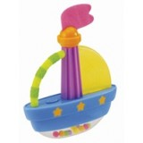 Early Star - On The Go Rattle (Sailboat)