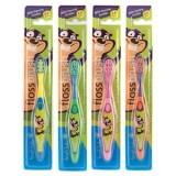 Brush Baby - Mikey Flossbrush 1pc (3-6 years)