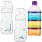 Bebe Confort - *Premium* Natural Comfort 240ML (2 pc )+Milk Dispenser