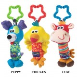 Adorable - Tinkle Play Toy (1pc)