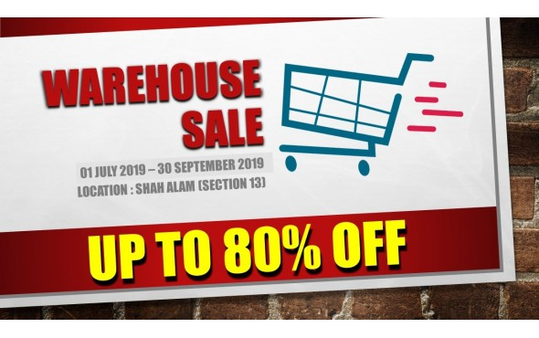 SA Warehouse Sales