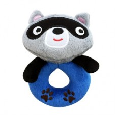 Becca Baby - Baby Rattle Toy (Raccoon)
