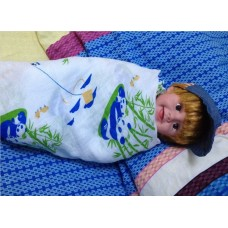 Adorable - Cozy PREMIUM Cotton Swaddle *Panda World*