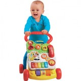 V-Tech - First Step Baby Walker *COW* (RED) *BEST BUY*