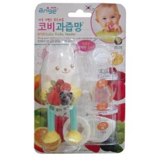 Ange Baby - Kobi Food Feeder (Mint)