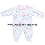 ABaby - Baby Romper Suit *Beautiful Butterfly Day* BEST BUY