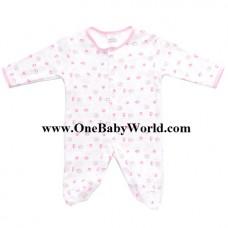 ABaby - Baby Romper Suit *My Pinky Night* BEST BUY