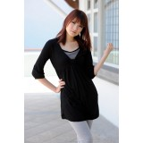 Autumnz - Riviera Tunic (Black)