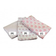 PWP : Adorable Cozy Swaddle *Mixed Design 7* (1pc)