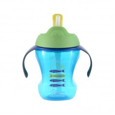 Tommee Tippee - Training Straw Cup 9m+ (Green)