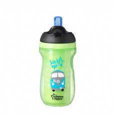 Tommee Tippee - Active Straw Cup 12m+ (Green)