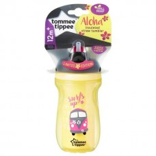 Tommee Tippee - Active Straw Cup 12m+ (Yellow)