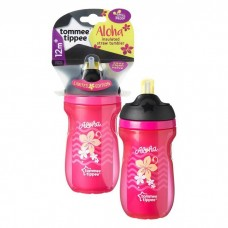 Tommee Tippee - Active Straw Cup 12m+ (Pink)