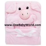 Adorable - Soft Hooded Bath Blanket *CuteFriend *