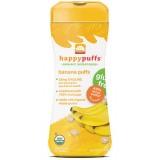 Happy Baby - Puffs 60g *Banana* BEST BUY