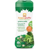 Happy Baby - Puffs 60g *Green* BEST BUY