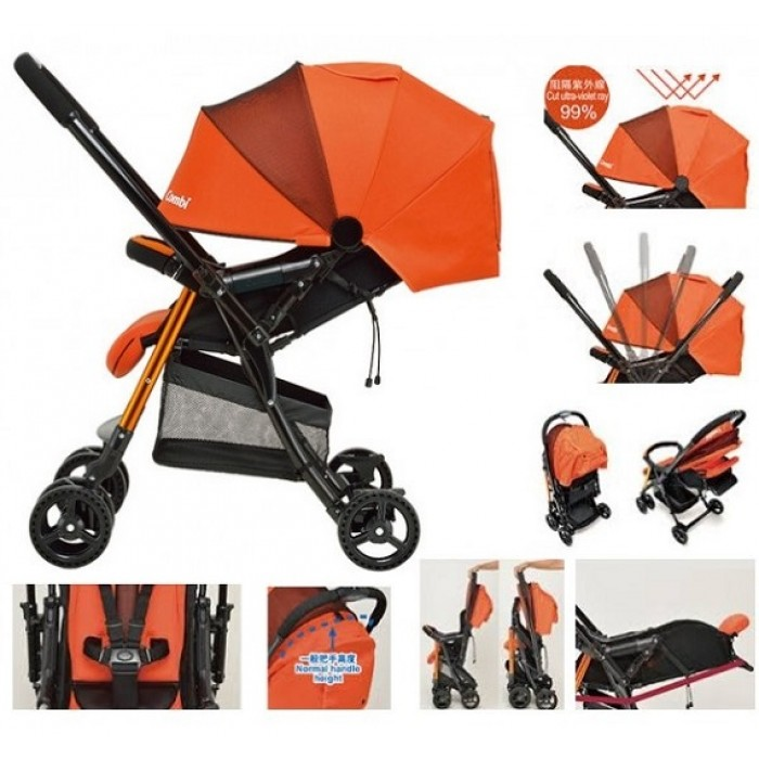 Stroller - Urban Walker Lite *Orange*