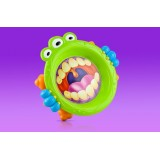 Nuby - *iMonster* Toddler Plate (18m+)