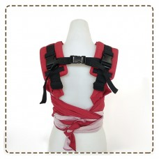 * CuddleMe - Easy Wrap *RED*