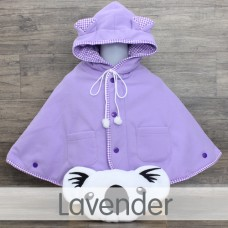 * CuddleMe - Baby Cape Solid *LAVENDER*