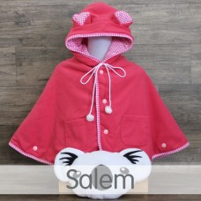 * CuddleMe - Baby Cape Solid *SALEM*