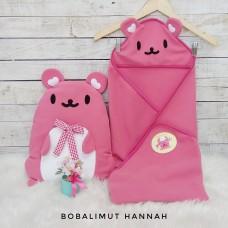 * CuddleMe - Bobalimut Blanket *HANNAH*