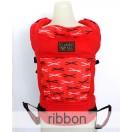 * CuddleMe - NeoCarrier 2.0  *RIBBON* (FREE Bamboo Teething Pads)