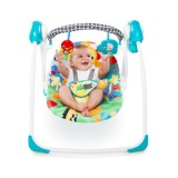 Bright Starts - Safari Smiles Portable Swing *BEST BUY*