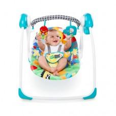 Bright Starts - Safari Smiles Portable Swing *BEST BUY*