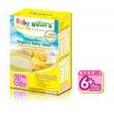 Baby Natura - Organic Brown Rice Porridge 120g *Banana* BEST BUY