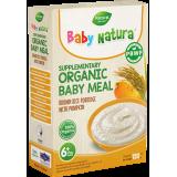 Baby Natura - Organic Brown Rice Porridge 120g *Pumpkin* BEST BUY