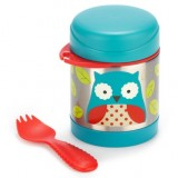 Skip Hop - Zoo Insulated Food Jar *Owl*