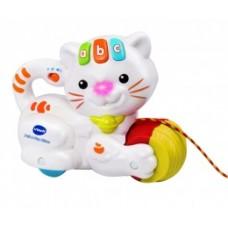 V-Tech - Pull & Learn Kitten