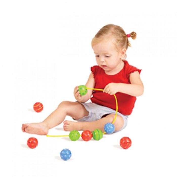Edushape baby beads for Newborn fine motor skills