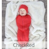 * CuddleMe - Hybrid Swaddlepod *CHECK RED*