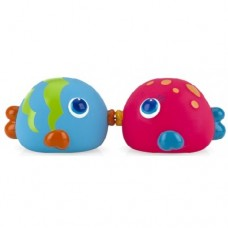 Nuby - Kissy Fishy 6m+