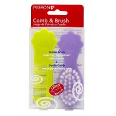 Pigeon - Comb and Brush (10578)
