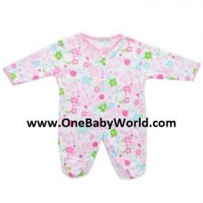 ABaby - Baby Romper Suit *Lovely Garden* BEST BUY